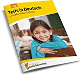 Tests in Deutsch Lernzielkontrollen 3. Klasse