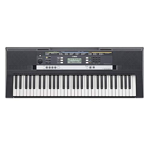 Teclado Musical Arranjador Com 61 Teclas Psr-E243 Yamaha