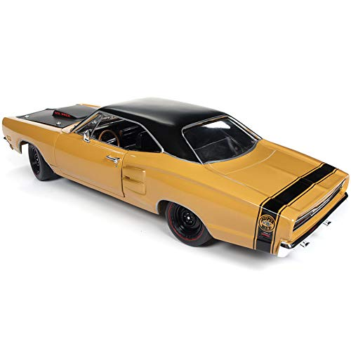 American Muscle AMM1172 1969.5 Dodge Super Bee Hardtop (Class of 1969) 1:18 Scale Diecast Model Car