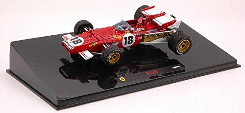 FERRARI 312 B J.ICKS CANADA 1970 1:43 - Hot Wheels - Formula 1 - Die Cast - Modellino