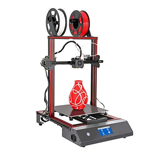 WEEDO Dual Extruder 3D Printer, All Metal Frame...