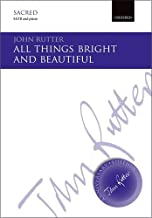 Best all things bright and beautiful john rutter Reviews
