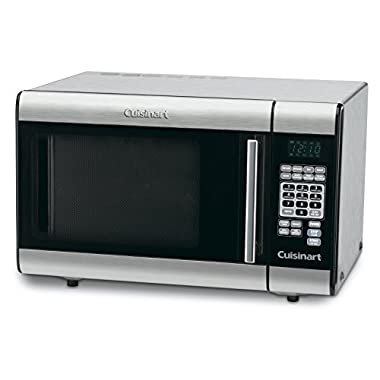 Cuisinart CMW-100 1-Cubic-Foot Stainless Steel Microwave Oven