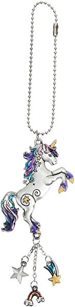 The Bridge Collection Novelty Car Charm Unicorn