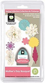 Provo Craft & Novelty Cricut Cartridge, Mother's Day Bouquet