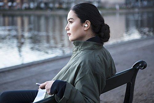 【国内正規品】完全ワイヤレスのBluetoothイヤフォンEARINM-2BlackEI-3002