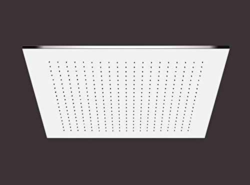 Buy Discount Gessi head showers Private Wellness Minimali Quadro ceiling head shower 32935