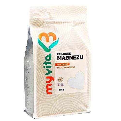Magnesium chloride hexahydrate flakes 500g MyVita