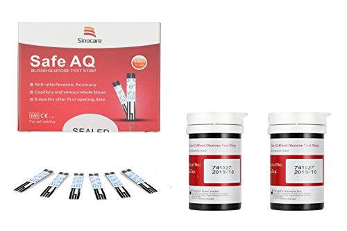 Safe AQ Diabete Blood Gluco...