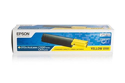 S050191 Epson AcuLaser C1100 Tóner amarillo