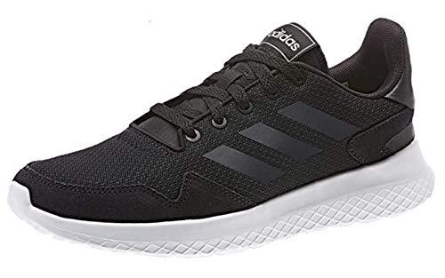 Zapatillas Deportivas para Correr para Mujer, de Adidas, inspiradas en el Gimnasio, Color Negro, Talla 36 2/3 EU