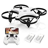 Holy Stone HS220 Drone for Kids, WiFi FPV Drone with Camera ...