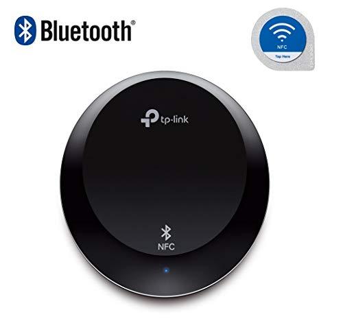 TP-Link HA100 Bluetooth (mit 3,5 mm- und Anschluss und NFC streamt, HD-Audio von Ihrem Echo, Smartphone oder Tablet-PC an Ihre Musikanlage)