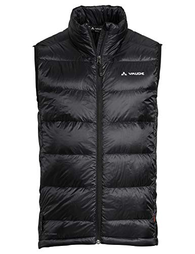 VAUDE Herren Weste Kabru Light III, black, XL, 41665