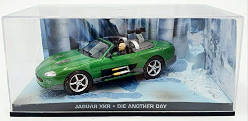 Die Cast PLTS Modellino Jaguar XKR - 007 La Morte Puo Attendere Scala 1:43 S032.