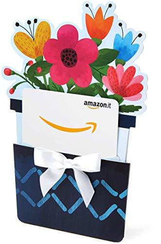 Buono Regalo Amazon.it - Busta di Fiori