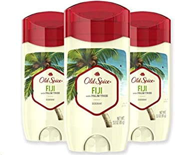 3-Pack Old Spice Aluminum Free Deodorant for Men, 3.0 Ounce