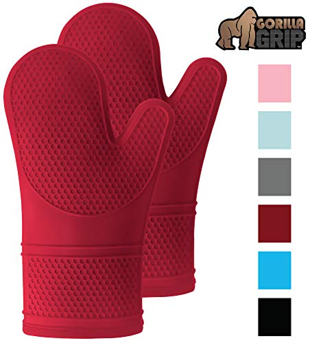 Gorilla Grip Oven Mitt Set of 2