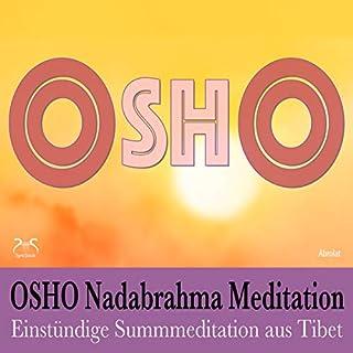 OSHO Nadabrahma Meditation Titelbild