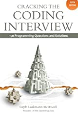 Cracking the Coding Interview: 150 Programming Questions and Solutions Paperback