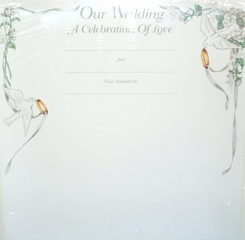 The Creative Memories Collection The Wedding Pages by Creative Memories