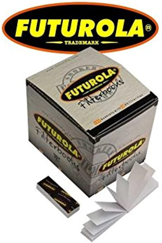 Futurola Filtertips, schmal, 20x60mm - - - 100er Box B008DR6YN4 | Nutzen Sie Materialien voll aus  528919
