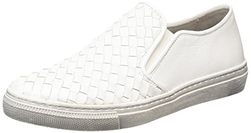 Gabor Auckland, Damen Sneakers , Weiß (White Leather) - Gr.42 EU (8 UK)
