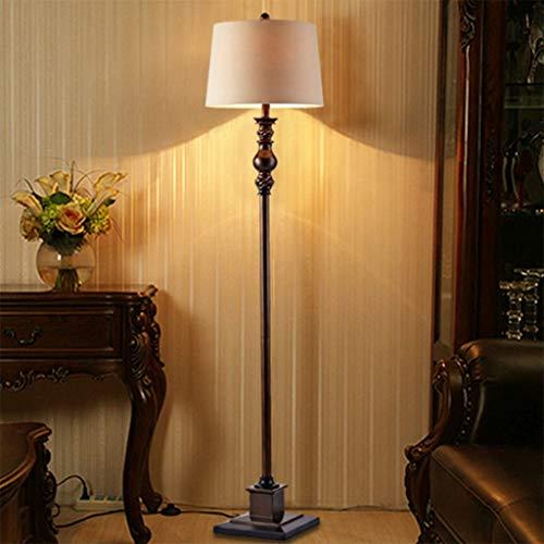 Vast LED-vloerlamp, IKEA LED-leeslamp staande lamp, hars instelbare energiebesparende vloerlampen voor woonkamer, slaapkamer, kantoor, lounge 320