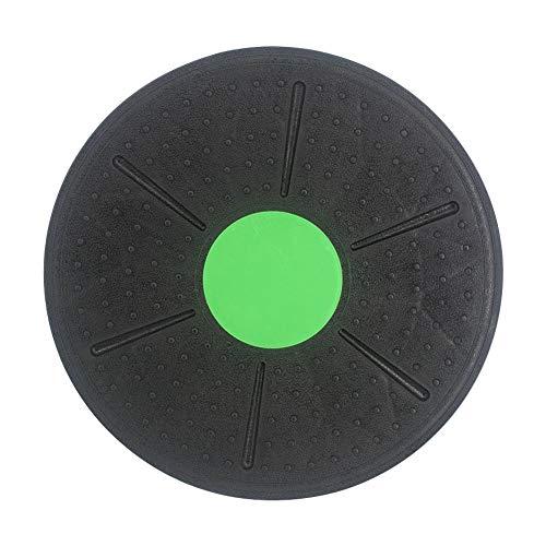 zhppac Balance Board Cojin De Equilibrio Equilibrio Entrenador Equilibrio Tabla de Estabilidad Antideslizante La Bola del Balance de Entrenador Green,Freesize