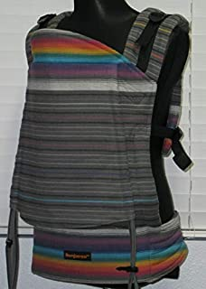 "Bamberoo Custom Baby Carrier Girasol""Stormy"" Choose your body size and strap length!"