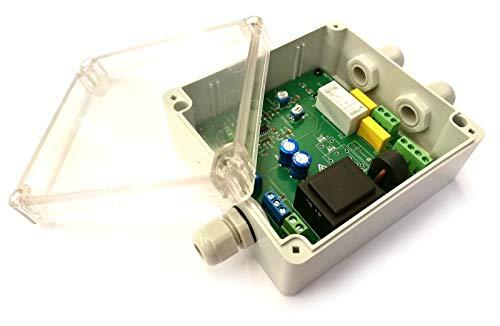 Einschaltautomatik Anlaufautomatik Steuerung Lastmodul Zuschaltmodul Abschaltmodul regelbar für 230V max. 16A