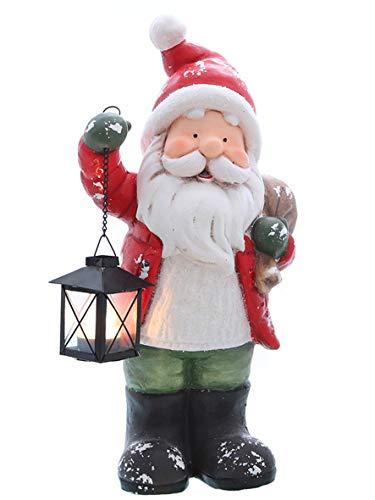 Dio Großer Weihnachtsmann mit La...