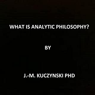 What Is Analytic Philosophy? audiobook cover art