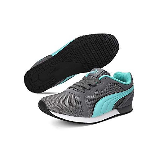 Puma Women's Pacer Wn S IDP Quiet Shade Heather-Blue Turquoise Low Boot-6 UK (36826306)