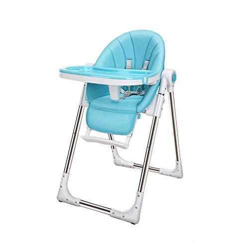 De kinderen, multifunctioneel, draagbaar, babytafel, leren, voor het zitten van de hoge stoel, waterdicht en vuilafstotend, eenvoudig te onderhouden, met rugleuning, stabiel en veilig.