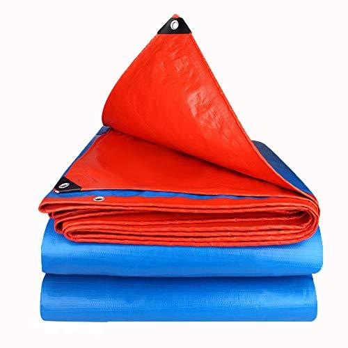 Telone Da Campeggio Telone Tela Di Canapa Linoleum Tessuto Per Visiera In Tela Per Pioggia, 160 G / M2 ZHML (dimensioni : 4 * 8m)