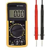 DAXGD Multímetro digital DT-9205A Multímetro LCD AC/DC Amperímetro Capacidad probador