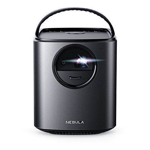 Anker Nebula Mars Lite By Theater-Grade Portable Cinema with...
