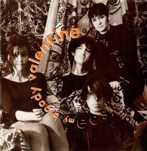 ECSTASY AND WINE LP (VINYL ALBUM) UK LAZY 1987