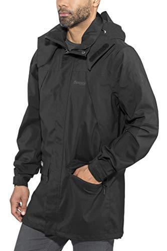 Bergans Breheimen 2L Veste Homme, Black/Solid Charcoal Modèle XL 2020 Veste Polaire