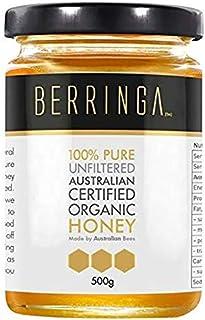 Berringa Berringa Raw Organic Eucalyptus Honey 500 g