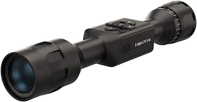ATN X-Sight LTV Riflescope - Excellent Battery Life