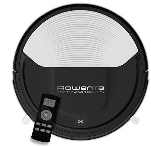 Rowenta RR6927WH Smart Force - Robot aspirador, con sensores anticaída y bateria de ión-litio (Reacondicionado)