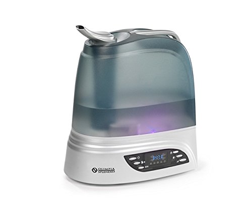 Olimpia Splendid 99672 Aquaspa Humidificador, 400 ml/h, 50 m², 130 W