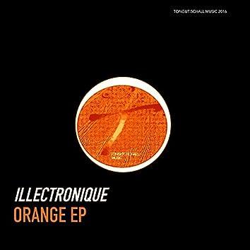 Orange - EP