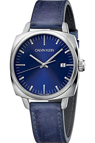 Calvin Klein Reloj de Vestir K9N111VN