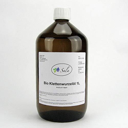 Sala Klettenwurzelöl bio Wirkstofföl 1 L 1000 ml