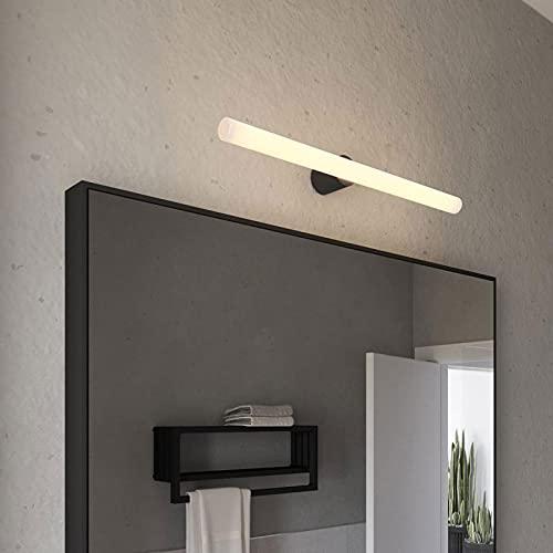 creative cables Lampada esse14 da Parete o soffitto per Lampadina LED lineare S14d - Waterproof IP44 - Senza Lampadina, Nero