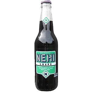 Nehi Grape Soda 12oz-long neck bottle