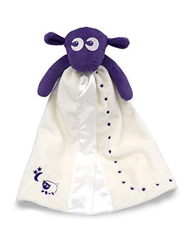 Sweet Dreamers, Ewan Baa Baa Blankie, Purple - Baby Comfort Blanket